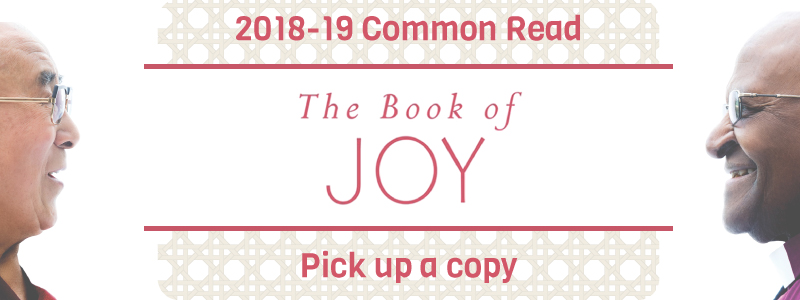 Slideshow image linking to information about The Book of Joy