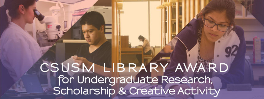 Slideshow image linking to information about Library Research Award